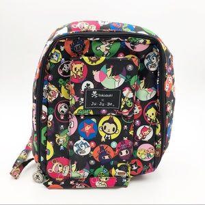 JuJuBe Tokidoki Bubble Trouble Minibe Backpack